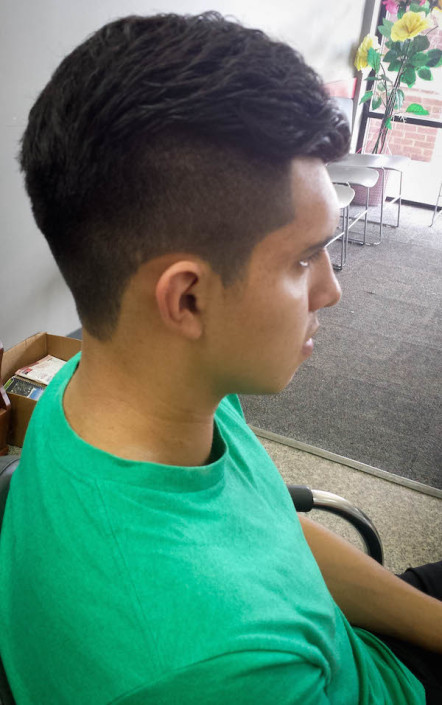 Men's Haircuts and Styles