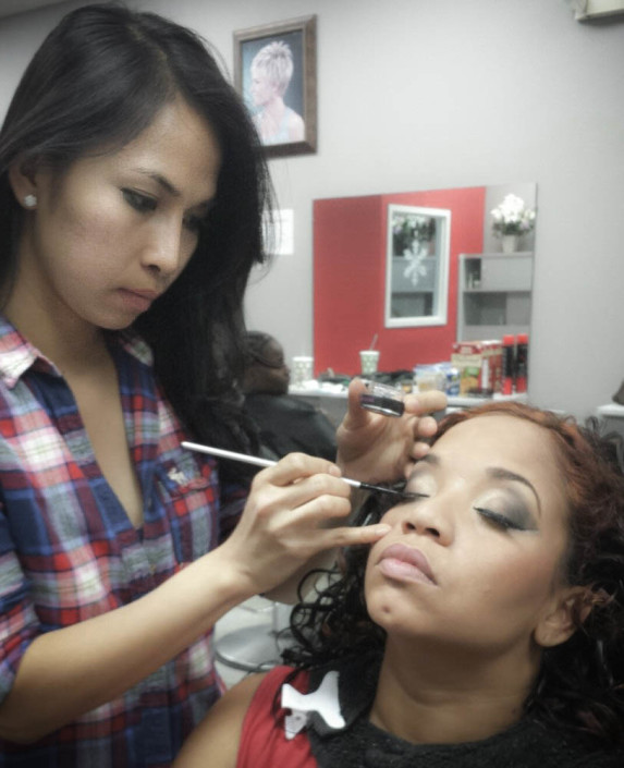 Jennifer Tran, Makeup Artist
