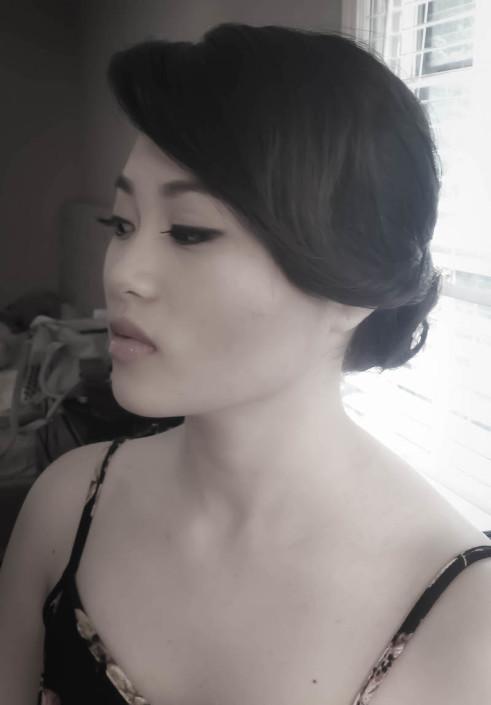 Makeup, Updos, Artist, Jennifer Tran