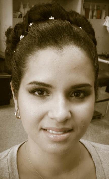 Updos, Makeups, Jennifer Tran