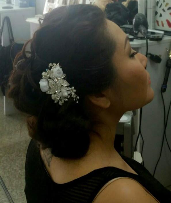 Weddings, Updos, Jessica Tran