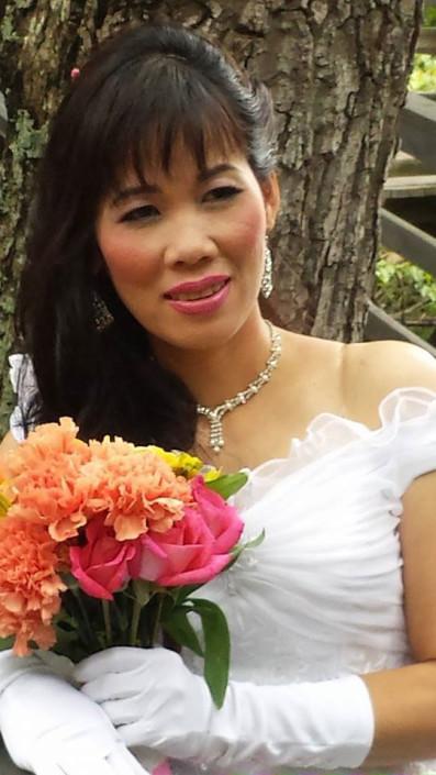 Wedding Stylist, Jessica Tran