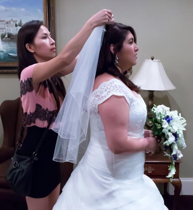 Weddings, Hairstylist, Jessica Tran